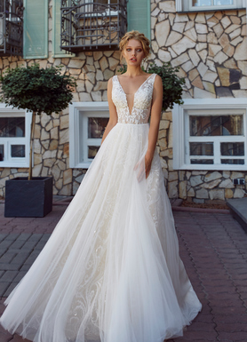 Головна · каталог  Весільні сукні. Белль 0 грн 75ac68106896b
